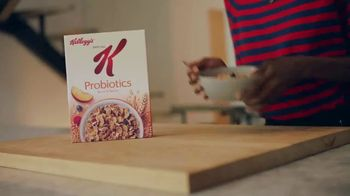 Special K Probiotics TV Spot, 'Stomach Whirlwind' Song by La Femme - Thumbnail 4