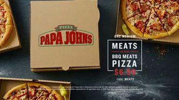 Papa John's TV Spot, 'Better Meats' - Thumbnail 10