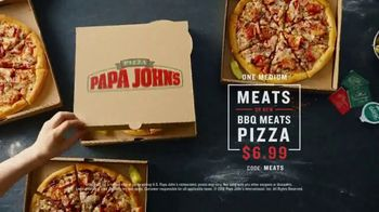 Papa John's TV Spot, 'Better Meats' - Thumbnail 8