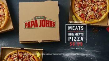 Papa John's TV Spot, 'Better Meats' - Thumbnail 9