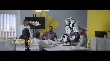 Sprint Unlimited Plus Plan TV Spot, 'Rooftop: Samsung Galaxy' - Thumbnail 1