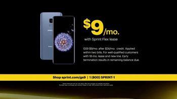 Sprint Unlimited Plus Plan TV Spot, 'Rooftop: Samsung Galaxy' - Thumbnail 9