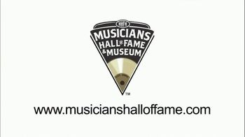Musicians Hall of Fame & Museum TV Spot, 'Celebrate' - Thumbnail 9