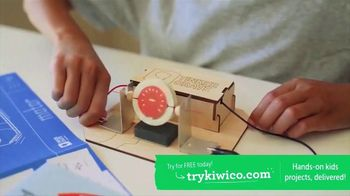 KiwiCo TV Spot, 'Discover STEM' - Thumbnail 1