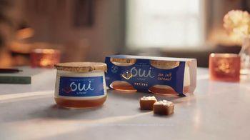 Yoplait Oui Sea Salt Caramel TV Spot, 'Upside Down' - Thumbnail 10