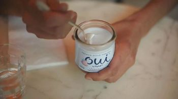 Yoplait Oui Sea Salt Caramel TV Spot, 'Upside Down' - Thumbnail 2