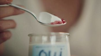 Yoplait Oui Sea Salt Caramel TV Spot, 'Upside Down'