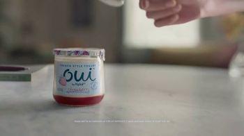 Yoplait Oui Sea Salt Caramel TV Spot, 'Upside Down' - Thumbnail 8