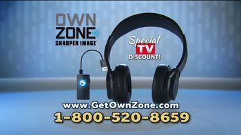 Own Zone TV Spot, 'Block Out the Surrounding Sound' - Thumbnail 9