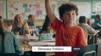 Amazon TV Spot, '2018 Back to School: Rainbow Unicorn' - Thumbnail 3