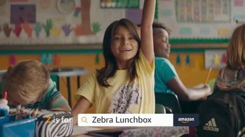 Amazon TV Spot, '2018 Back to School: Rainbow Unicorn' - Thumbnail 5