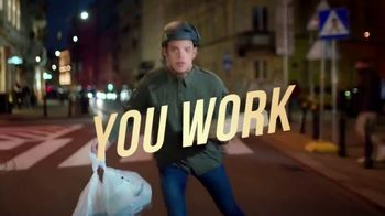 Axe Gold Body Spray TV Spot, 'Work All Day' Song by Shanice Ross - Thumbnail 4