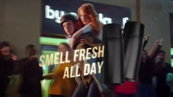 Axe Gold Body Spray TV Spot, 'Work All Day' Song by Shanice Ross - Thumbnail 9
