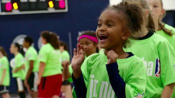 WNBA TV Spot, 'Basketball and Fitness Events'