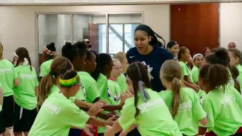 WNBA TV Spot, 'Basketball and Fitness Events' - Thumbnail 1