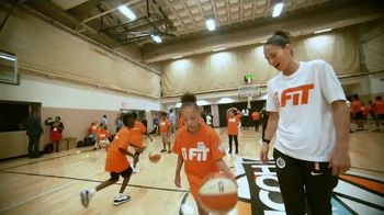 WNBA TV Spot, 'Basketball and Fitness Events' - Thumbnail 6