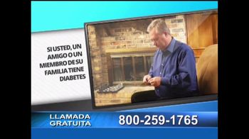 Global HealthCare Management, LLC TV Spot, 'Diabetes' [Spanish] - Thumbnail 1