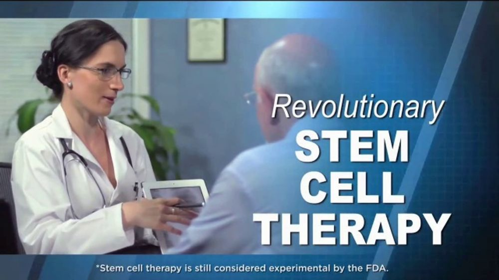 Stem Cell Centers TV Commercial, 'Free Seminar: C O P D ' - Video