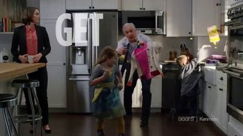 Sears TV Spot, 'Now Get Even More With Kenmore' - Thumbnail 1