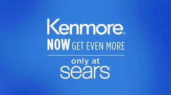 Sears TV Spot, 'Now Get Even More With Kenmore' - Thumbnail 2