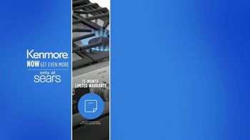 Sears TV Spot, 'Now Get Even More With Kenmore' - Thumbnail 3