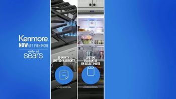 Sears TV Spot, 'Now Get Even More With Kenmore' - Thumbnail 4