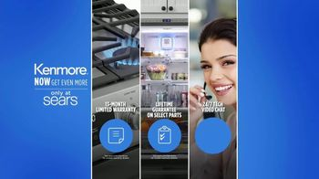 Sears TV Spot, 'Now Get Even More With Kenmore' - Thumbnail 5