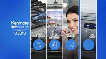 Sears TV Spot, 'Now Get Even More With Kenmore'