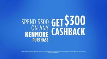 Sears TV Spot, 'Now Get Even More With Kenmore' - Thumbnail 8