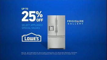Lowe's TV Spot, 'Growing Family: Appliances' - Thumbnail 9