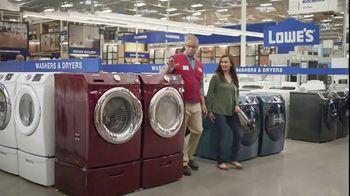 Lowe's TV Spot, 'Growing Family: Appliances' - Thumbnail 4