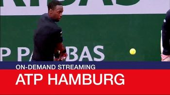 Tennis Channel Plus TV Spot, 'Hamburg and Citi Open' - Thumbnail 3