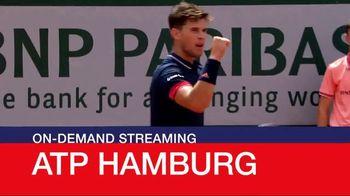 Tennis Channel Plus TV Spot, 'Hamburg and Citi Open' - Thumbnail 4