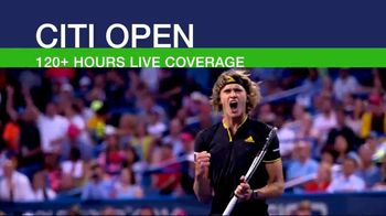 Tennis Channel Plus TV Spot, \'Hamburg and Citi Open\'