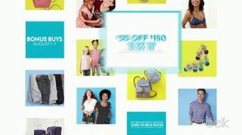 Belk Biggest Stock up Sale TV Spot, 'Fashion'