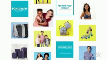 Belk Biggest Stock up Sale TV Spot, 'Fashion' - Thumbnail 2