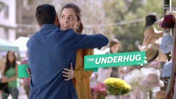 Check Your Sweat TV Spot, 'Hyperhidrosis: The Underhug' - Thumbnail 6