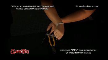 ClampTite TV Spot, 'Any Size or Shape' - Thumbnail 4