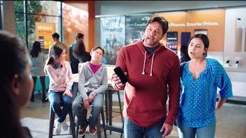 Boost Mobile TV Spot, 'Cuatro líneas por $100 al mes' [Spanish]