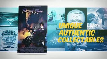 Every Memorabilia TV Spot, 'Certificate of Authenticity' - Thumbnail 3