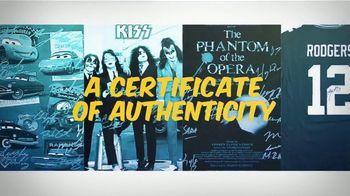Every Memorabilia TV Spot, 'Certificate of Authenticity' - Thumbnail 6
