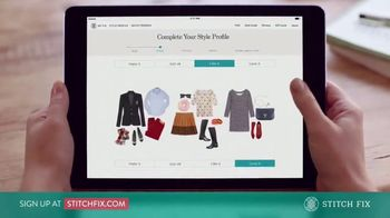 Stitch Fix TV Spot, 'Set Your Preferences' - Thumbnail 4