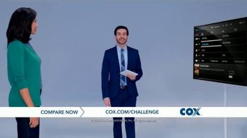 Cox Communications TV Spot, 'Take the Cox Challenge' - Thumbnail 1