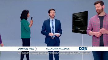 Cox Communications TV Spot, 'Take the Cox Challenge' - Thumbnail 3