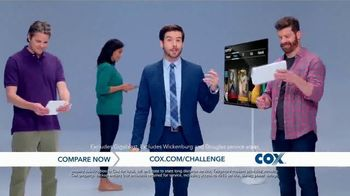 Cox Communications TV Spot, 'Take the Cox Challenge' - Thumbnail 4