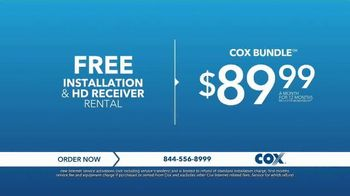 Cox Communications TV Spot, 'Take the Cox Challenge' - Thumbnail 9
