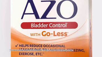 Azo Bladder Control TV Spot, 'I've Had It' - Thumbnail 7