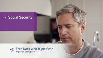 Experian Dark Web Triple Scan TV Spot, 'Fight Back' - Thumbnail 5