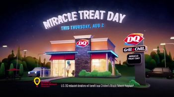 Dairy Queen 2018 Miracle Treat Day TV Spot, \'Children Are Meant to Play\'