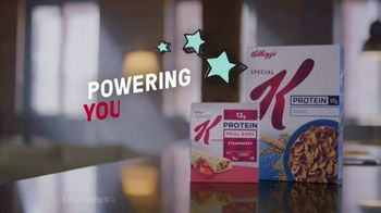 Special K Protein TV Spot, 'Answer the Call' Song by La Femme - Thumbnail 10